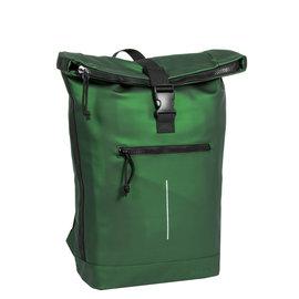 New-Rebels® Mart - Roll-Top - Backpack - Waterafstotend - Metallic Green - Large II - Rugtas - Rugzak