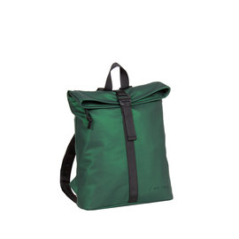 New-Rebels® Mart - Roll-Top - Backpack - Metallic Green - Small II - Backpack
