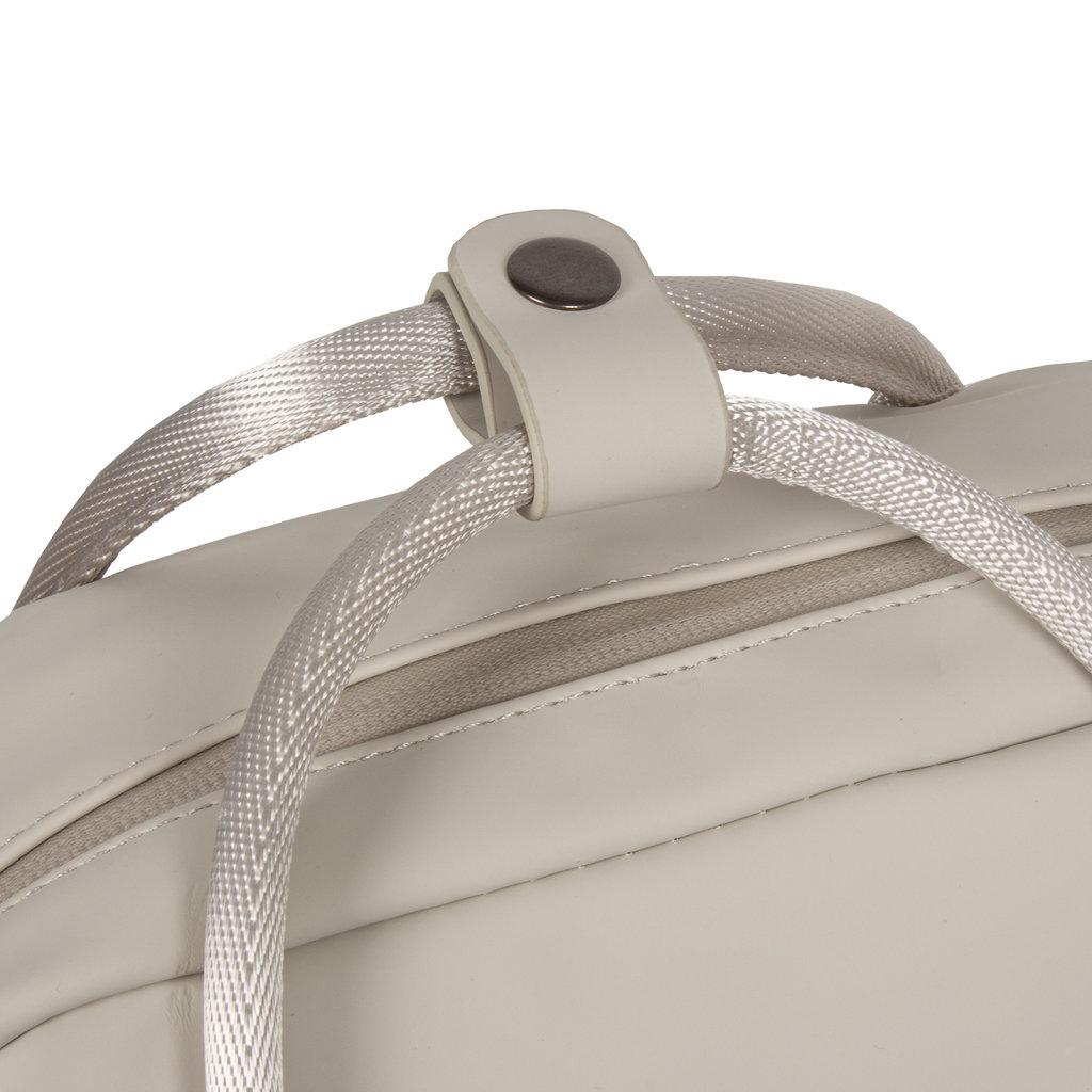 New-Rebels ® Harper - Backpack - Laptoptas - Rugtas - 9 Liter -  28x8x38 - Beige