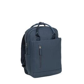 New-Rebels ® Harper - Backpack - Laptop compartiment - 9 Liter - Navy Blue