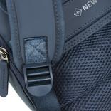 New-Rebels ® Harper - Backpack - Laptoptas - Rugtas - 9 Liter - 28x8x38 - Navy Blauw