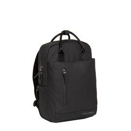 New-Rebels ® Harper - Backpack  - Laptop compartiment - 9 Liter - Black