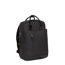 New-Rebels ® Harper - Backpack - Laptoptas - Rugtas - 9 Liter - Zwart