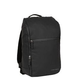 New-Rebels ® Harper - Backpack - Laptop compartiment  - 18 Liter - Black