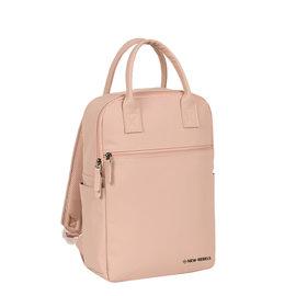 New-Rebels ® Harper - Backpack - Laptop compartiment - 12 Liter - Old Pink