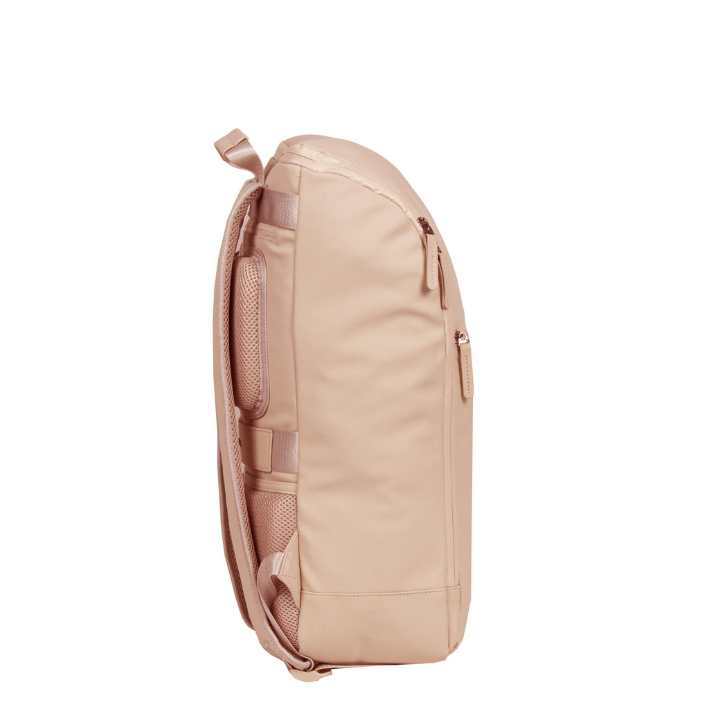 New-Rebels ® Harper - Backpack - Laptop compartiment - 18Liter - 44x35x50cm - Old Pink