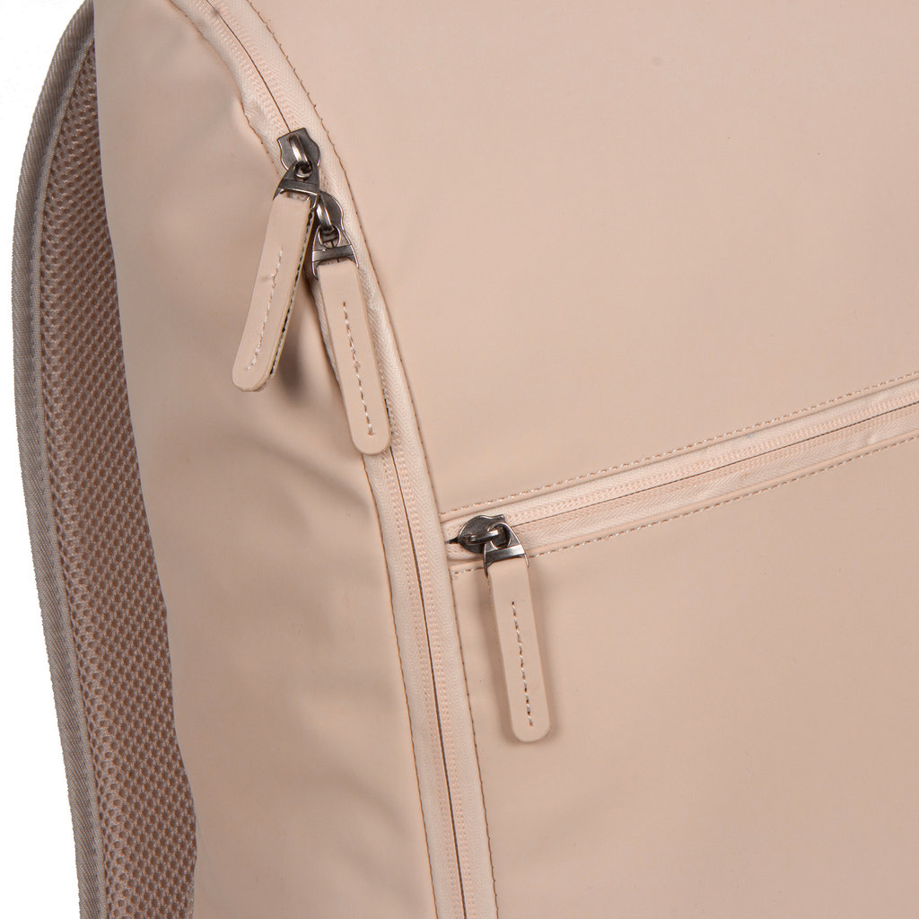 New-Rebels ® Harper - Backpack - Laptoptas - Rugtas - 18 Liter - 44x35x50cm - Oud Roze