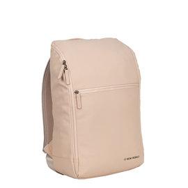 New-Rebels ® Harper - Backpack - Laptoptas - Rugtas - 18 Liter - Oud Roze
