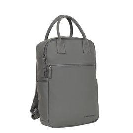 New-Rebels ® Harper - Backpack - Laptop compartiment - 12 Liter - Antracite Grey