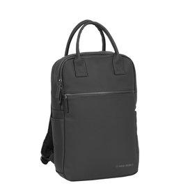 New-Rebels ® Harper - Backpack - Laptop compartiment - 12 Liter - Black