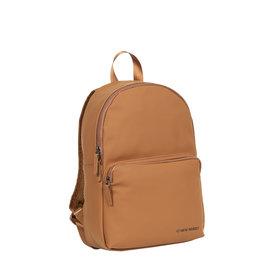 New-Rebels ® Harper - Backpack - Laptop compartiment - 11 Liter - Cognac
