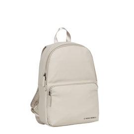 New-Rebels ® Harper - Backpack - Laptop compartiment - 11 Liter - Beige