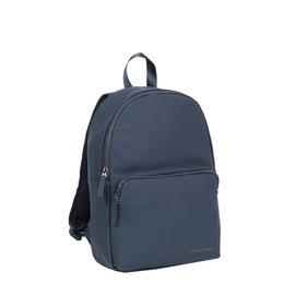 New-Rebels ® Harper - Backpack - Laptoptas - Rugtas - 11 Liter - Navy Blauw