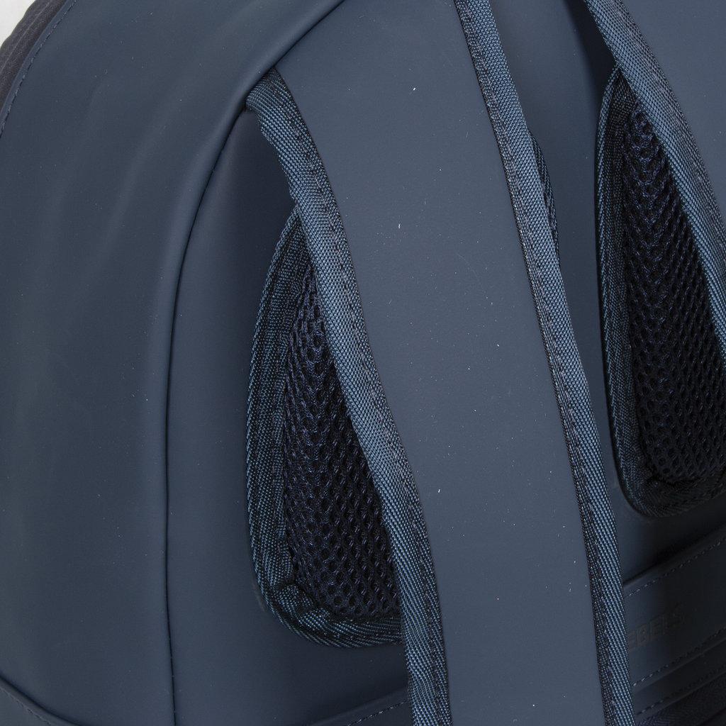 New-Rebels ® Harper - Backpack - Laptop compartiment - 11 Liter - 28x8x40 - Navy Blue