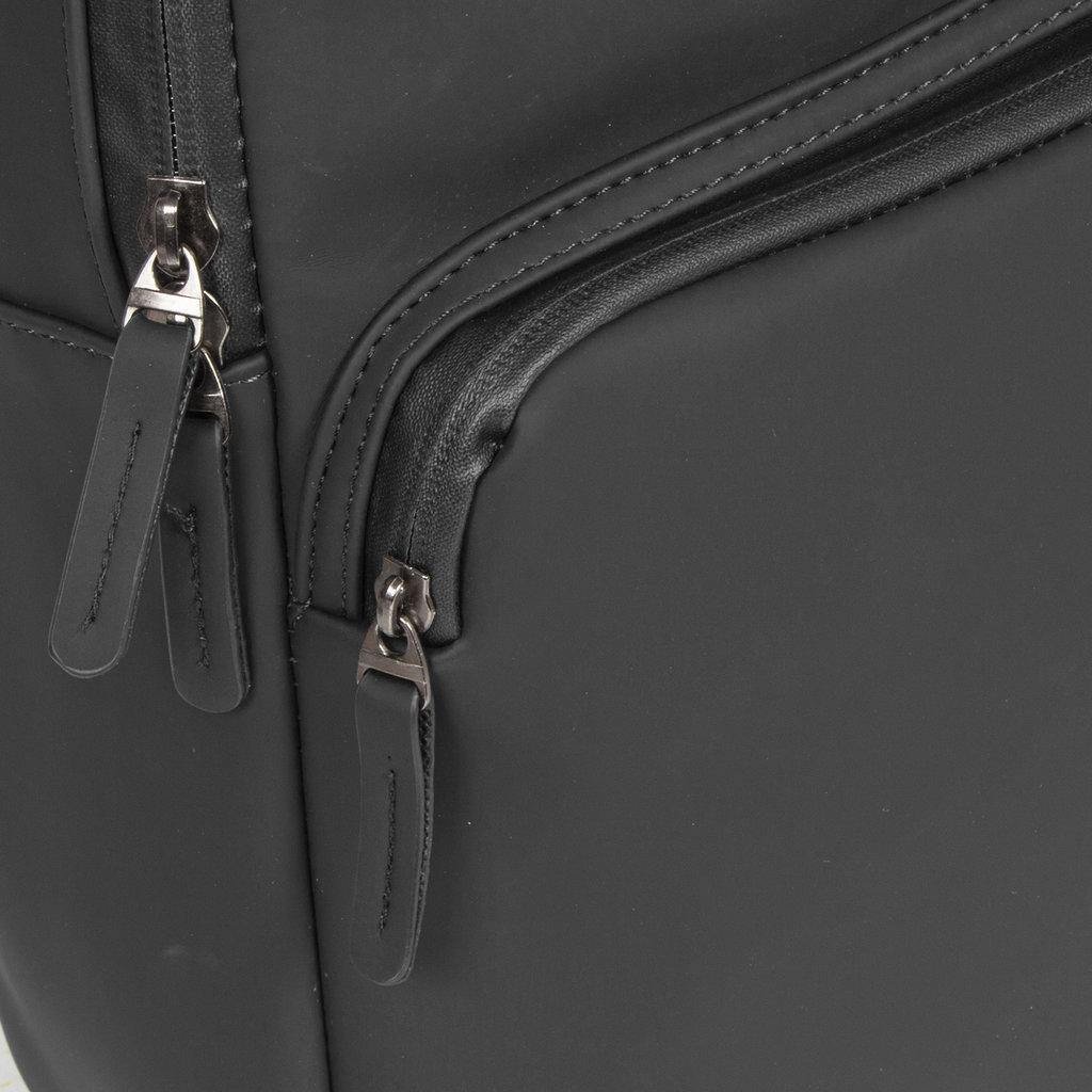 New-Rebels ® Harper - Backpack - Laptoptas - Rugtas - 11 Liter - 28x8x40 - Zwart