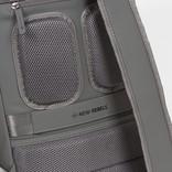 New-Rebels ® Harper - Backpack - Laptoptas - Rugtas - 18 Liter - 44x35x50cm - Antraciet Grijs