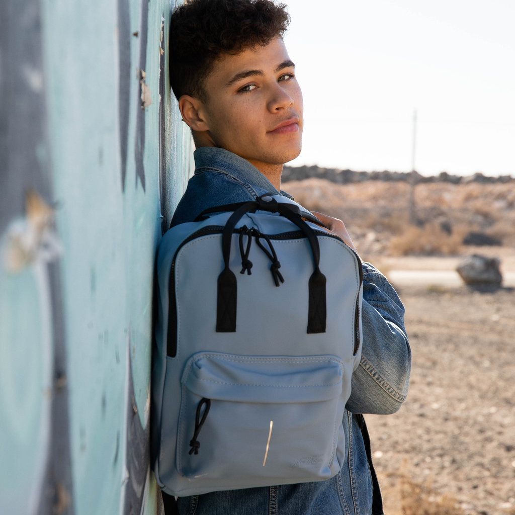 Mart Backpack Soft Blue IV | Rugtas | Rugzak