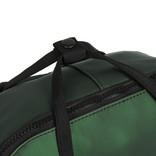 New-Rebels® Mart - Backpack - Waterafstotend - Metallic Green - Rugtas - Rugzak