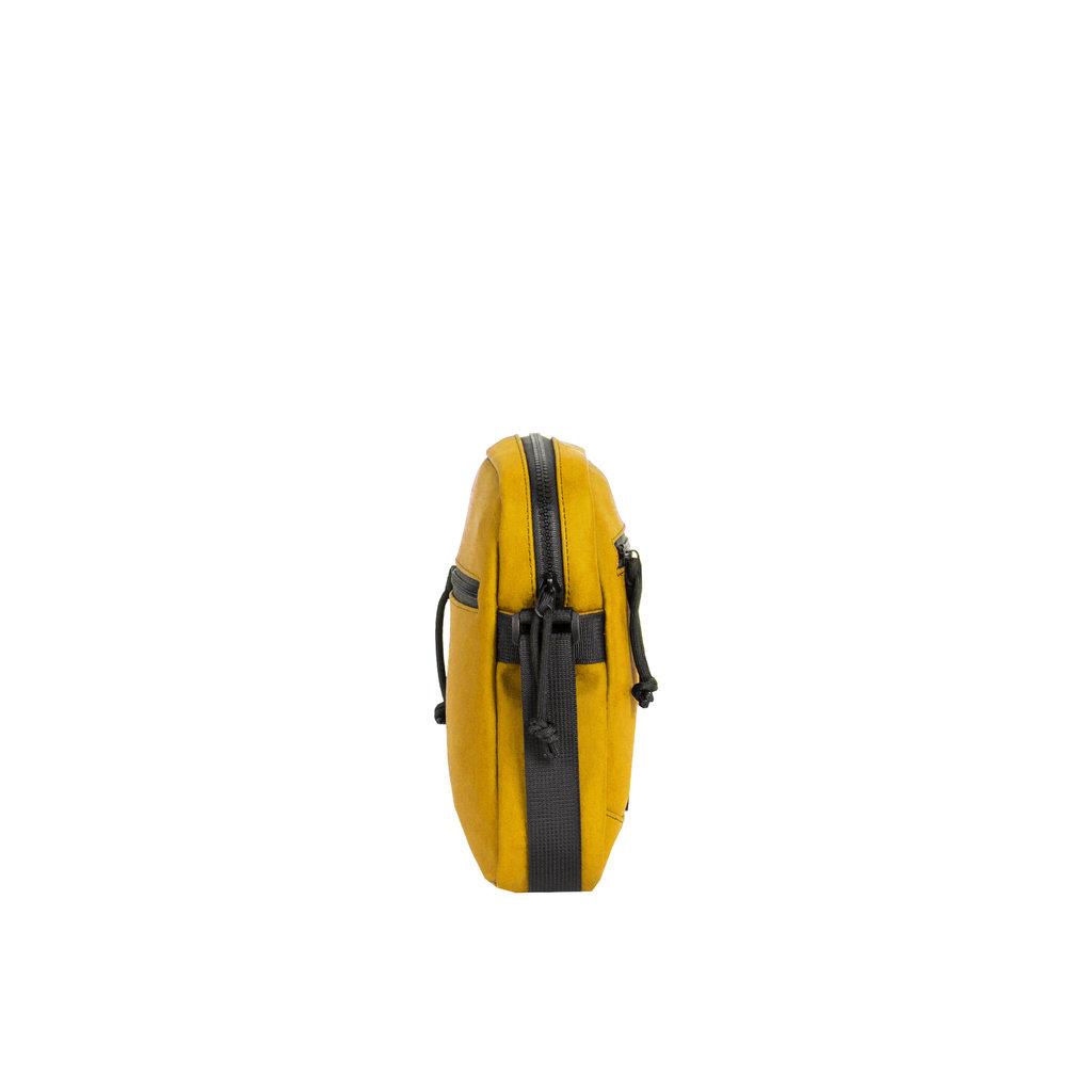 Mart Top Zip Yellow