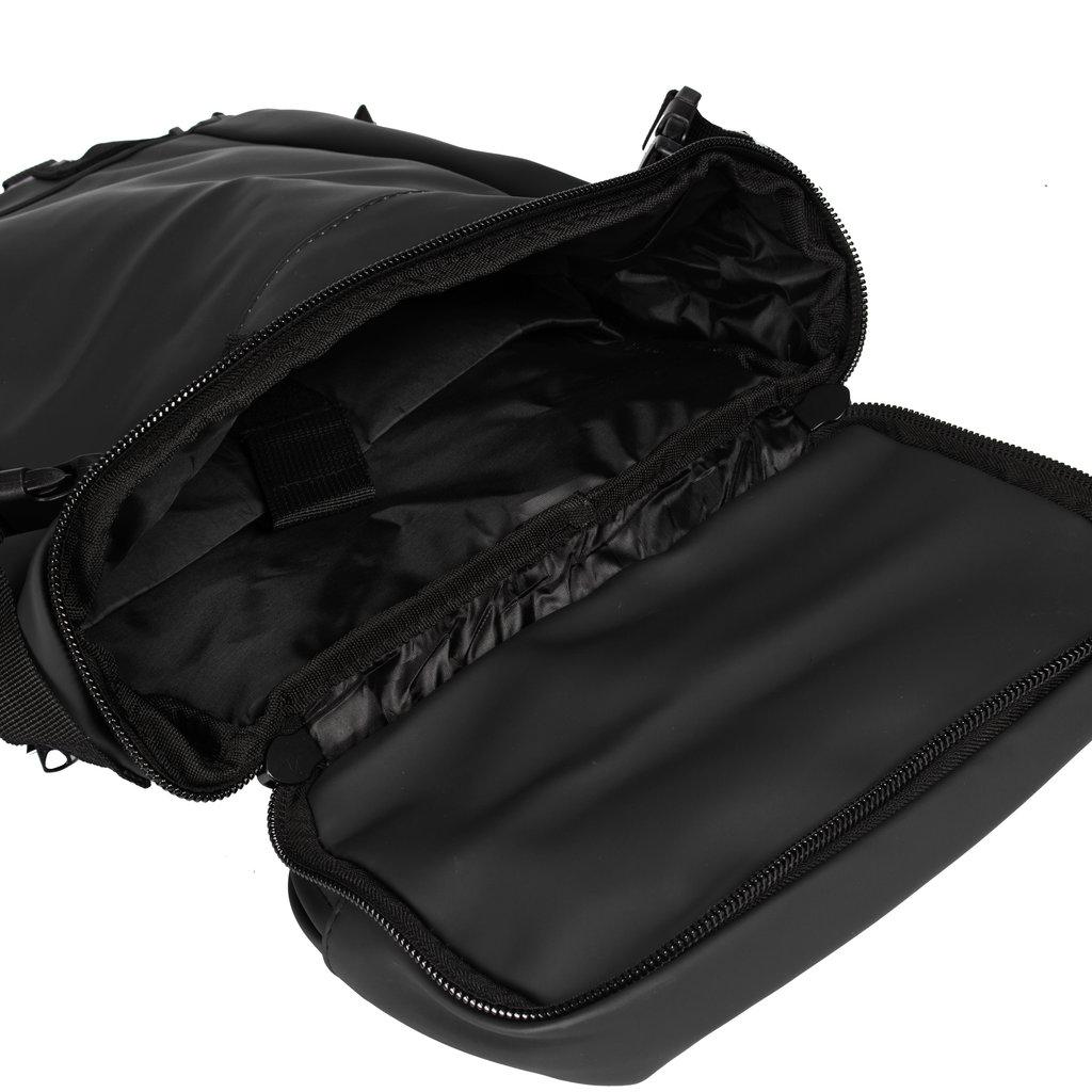 New Rebels® Truckcloth Laptop backpack - Zwart