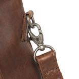 Justified Bags®  Nynke Shopper Laptop Brown