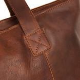 Justified Bags®  Nynke Big Shopper Long Brown