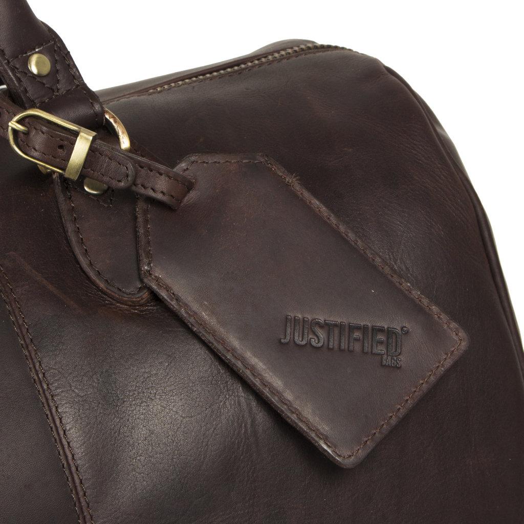 Justified Bags® - Max Duffel Weekender Brown