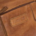 Saira Shoulderbag Top Zip & Front Zip Cognac IV