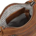 Justified Bags® Nynke Small Disco Shoulderbag Cognac