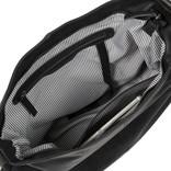 Justified Bags® Nynke duffel  Schoudertas Zwart