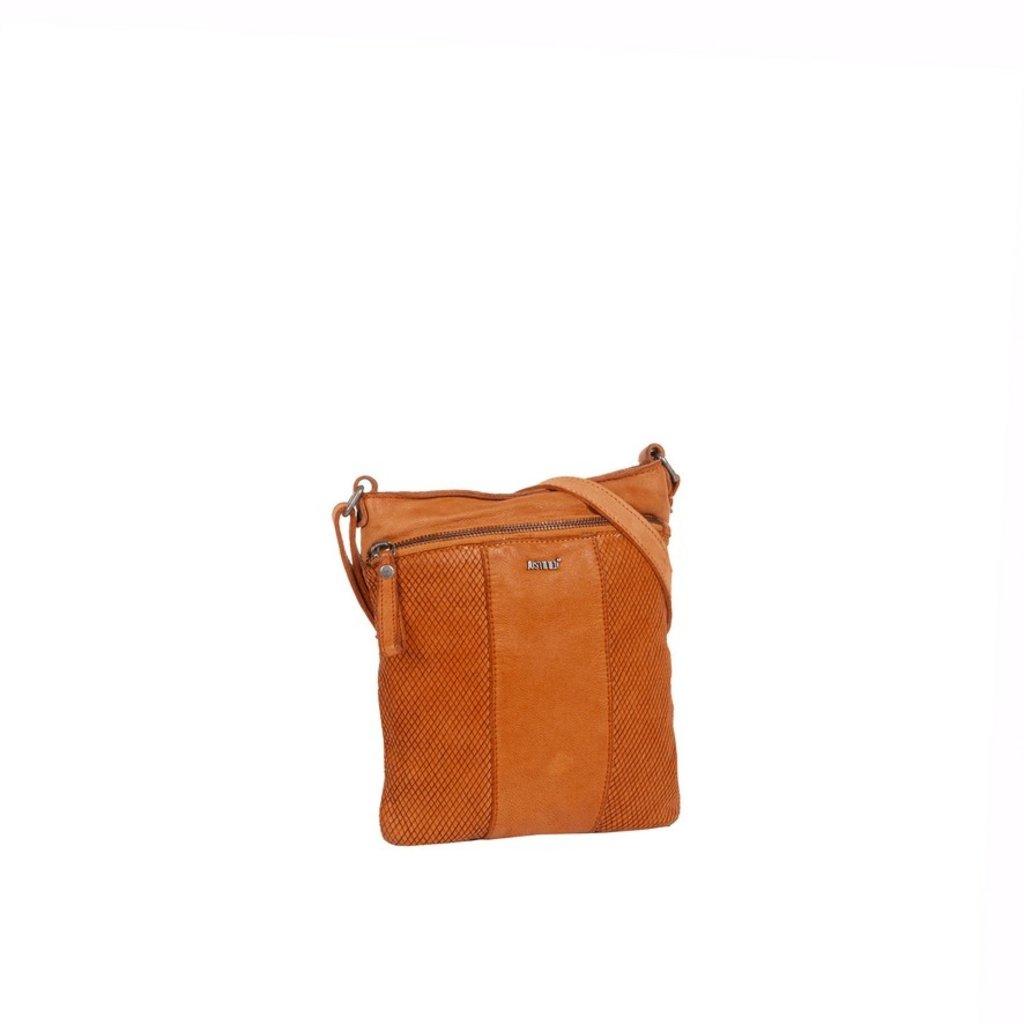 Simone Shoulderbag Cognac Medium III