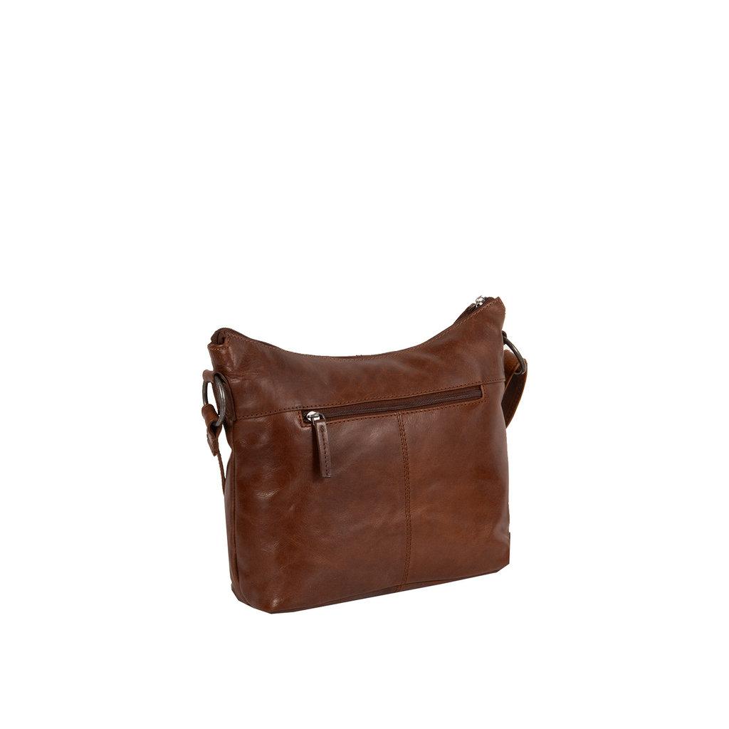 Justified Bags® Nynke Schoudertas Bruin