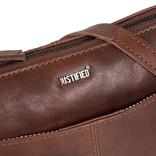 Justified Bags® Nynke Schoudertas Bruin Klein