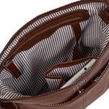 Justified Bags®  Nynke Shoulderbag Brown Small