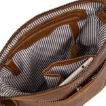 Justified Bags® Nynke Shoulderbag Cognac Small