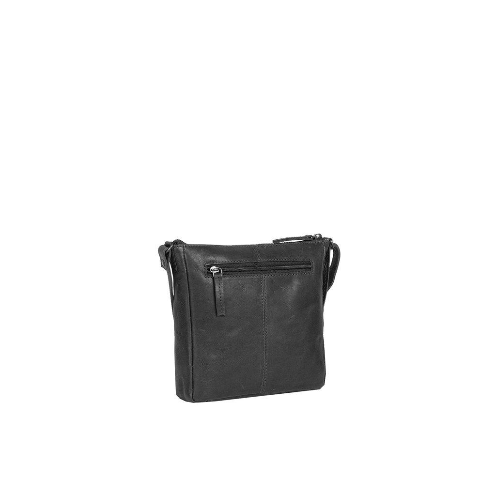 Justified Bags®  Nynke  Schoudertas Zwart Klein