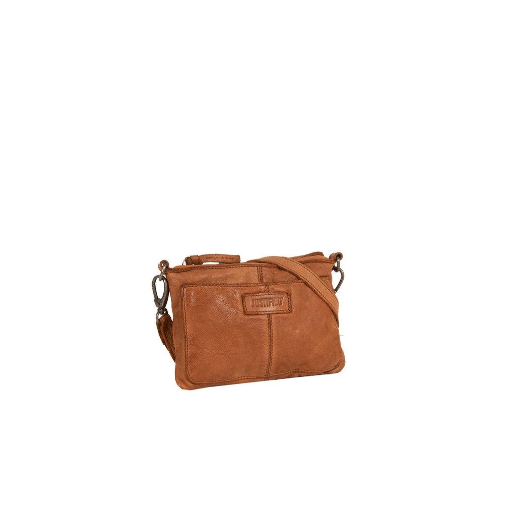 Saira Evening Bag Cognac III