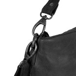 Saira Big Shoulderbag Tote Black VII