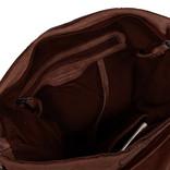 Saira Big Shoulderbag Tote Brown VII