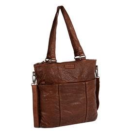 Saira Shopper Length Brown X