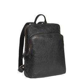 Justified Everest laptop docu backpack black