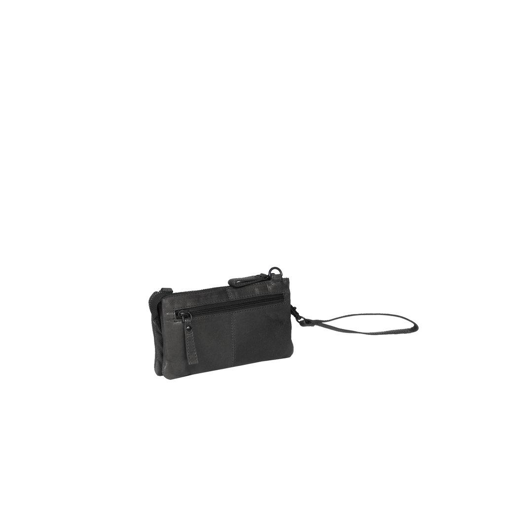 Belukha Small 2 Pocket Shoulderbag Black
