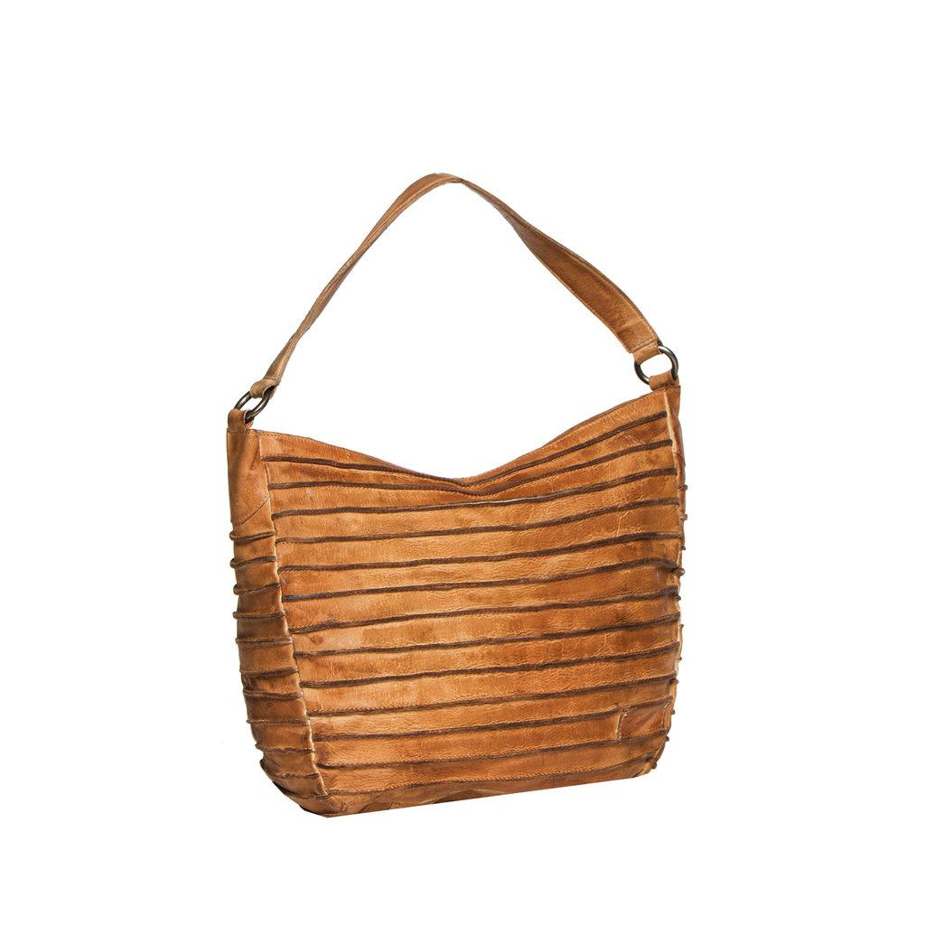 Batura Short Shoulderbag Cognac
