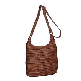 Batura brown banana shoulderbag