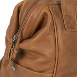 Yara City Lederen Backpack / Rugtas  Cognac