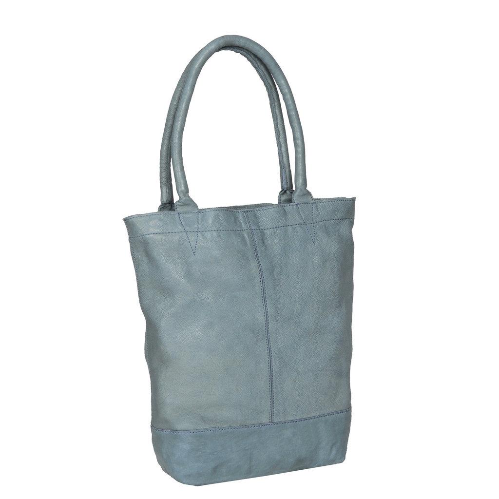Amber Shopper Blue