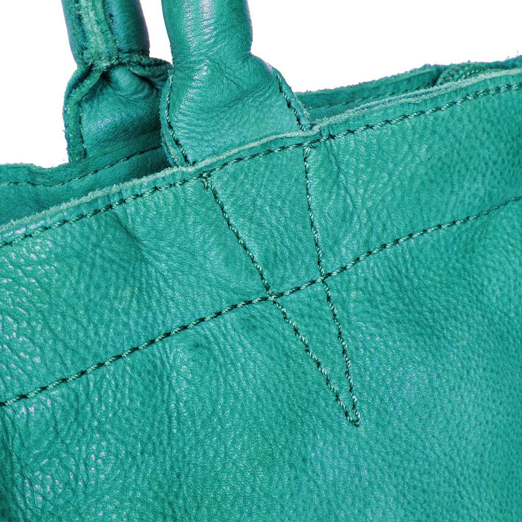 Amber Shopper Turquoise