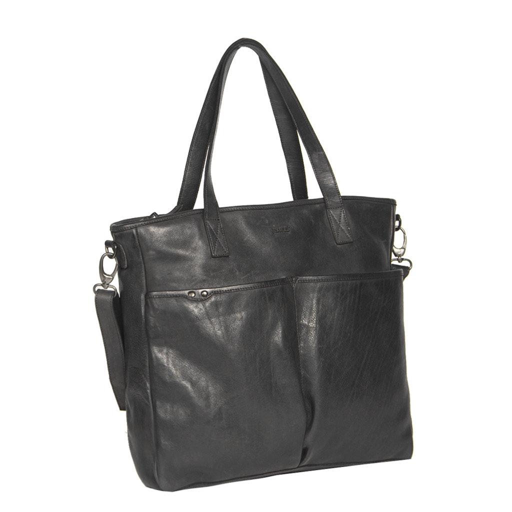 Goa Shopper Black