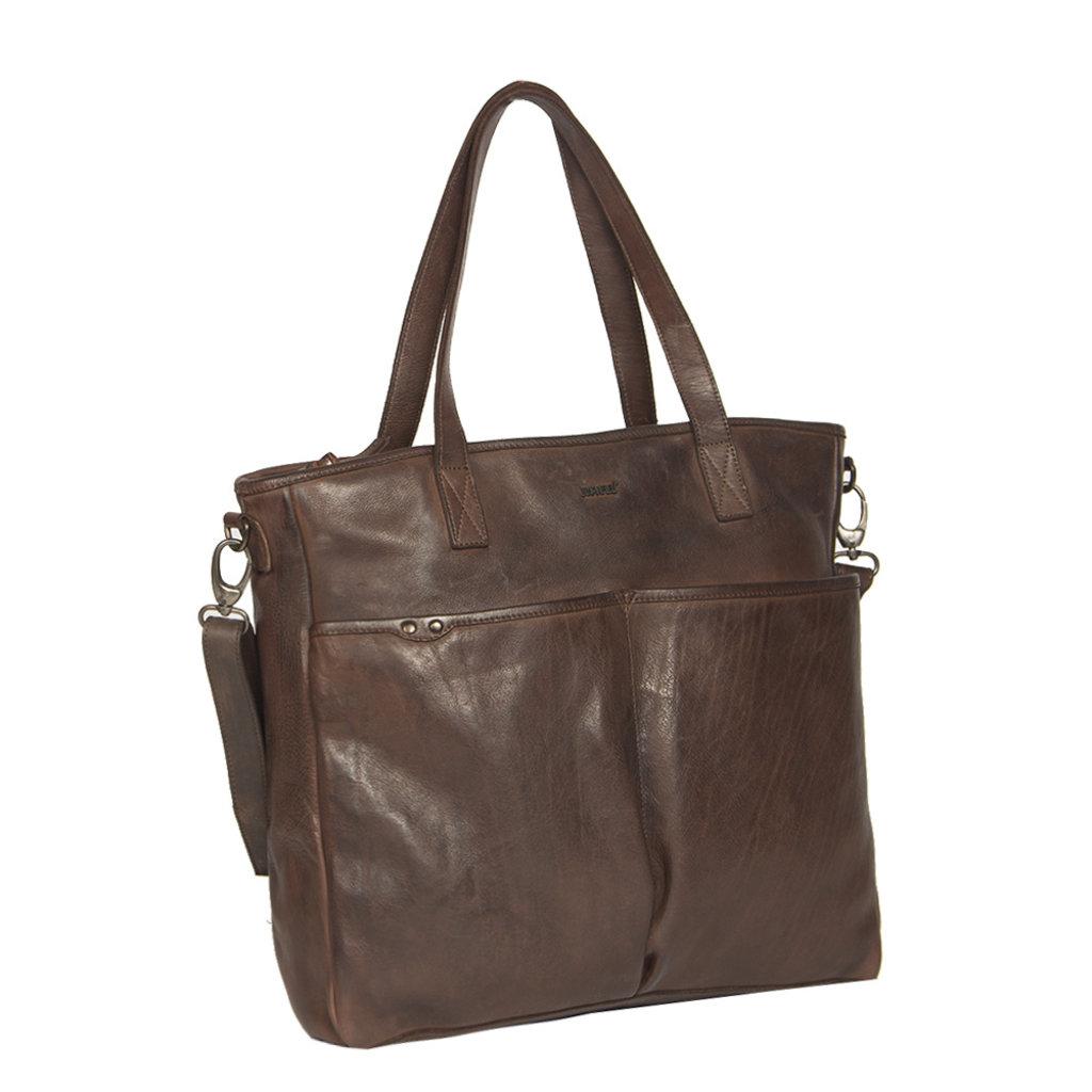 Goa Shopper Brown