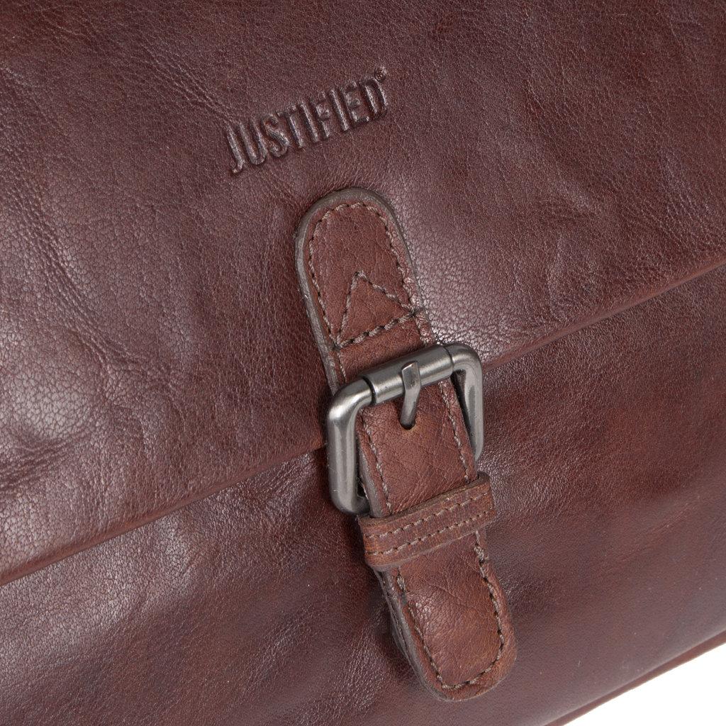 Everest Laptop Docubag Brown